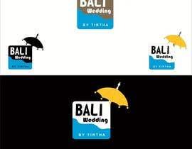 #133 untuk Design a Logo for Bali Wedding by Tirtha oleh rezafrazma