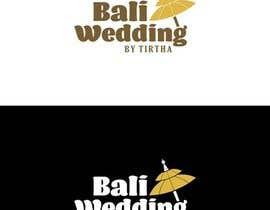 #24 untuk Design a Logo for Bali Wedding by Tirtha oleh nitabe