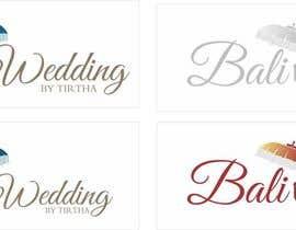 #25 untuk Design a Logo for Bali Wedding by Tirtha oleh emzdistortion