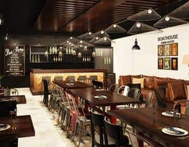 #7 for restaurant design af alokbhagat