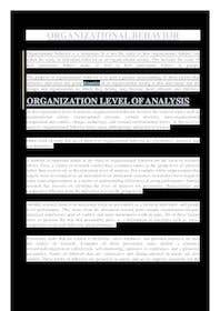 #3 for Journal Article Summary related to Organizational theory af atifiqbal70