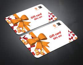 #26 for Gift card design by sahedkapu