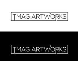 "#7 for Need clean logo design for ""TMAG Artworks"" af designstar050"
