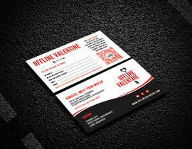 #101 for Business Card Design Colour Double Sided af shorifuddin177