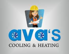 #155 for AC company logo by sanjay184
