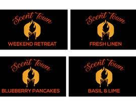 #5 para New Candle Label Designs 4 por abdulkarimak9091