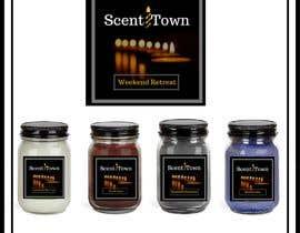 #11 para New Candle Label Designs 4 por fatinqila97