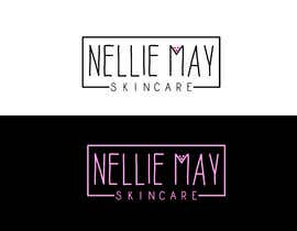 #1 para Simple logo For Nellie May Skincare por kosvas55555