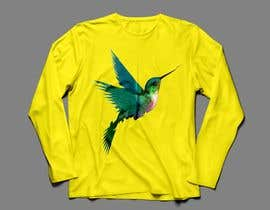 #17 for Create me 5 T-shirt designs by poddosanta1