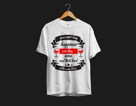 #40 for Create me 5 T-shirt designs by sohelmirda7