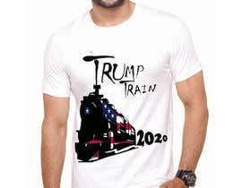 SpecterRiaz tarafından Clothing design for Trump 2020 için no 9