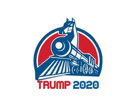 ashisnilavro tarafından Clothing design for Trump 2020 için no 111