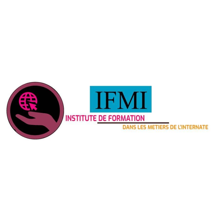 Kilpailutyö #77 kilpailussa Training Institute Logo