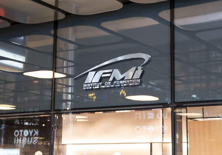 Kilpailutyö #332 kilpailussa Training Institute Logo