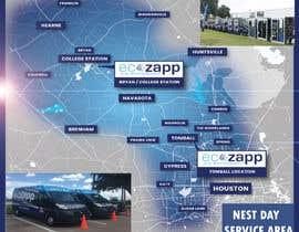 nº 49 pour Need Graphic of Service Area Map par graphicdesigne1