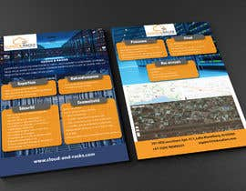 #37 for Small Brochure of a Datacenter Project by bachchubecks