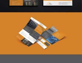 #38 for Small Brochure of a Datacenter Project by Jinnurien