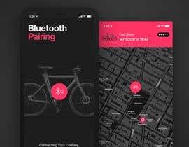 #19 cho UI/UX/branding for positioning service (Mobile browser) bởi SK813