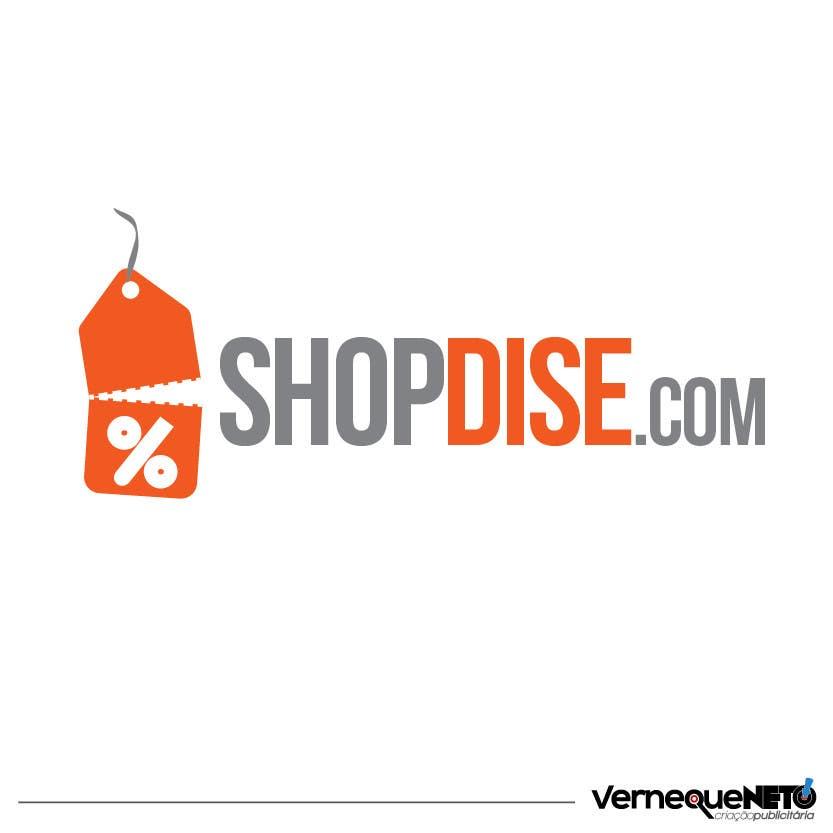 Konkurrenceindlæg #1 for Logo Design for Shopdise