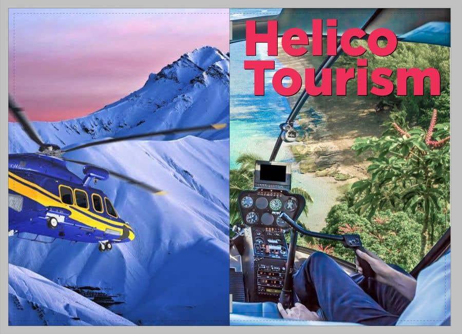 Kilpailutyö #11 kilpailussa DVD cover - Helico Tourism