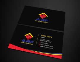 #598 for Design a company business card by Uttamkumar01