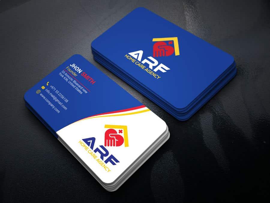 Konkurrenceindlæg #199 for Design a company business card