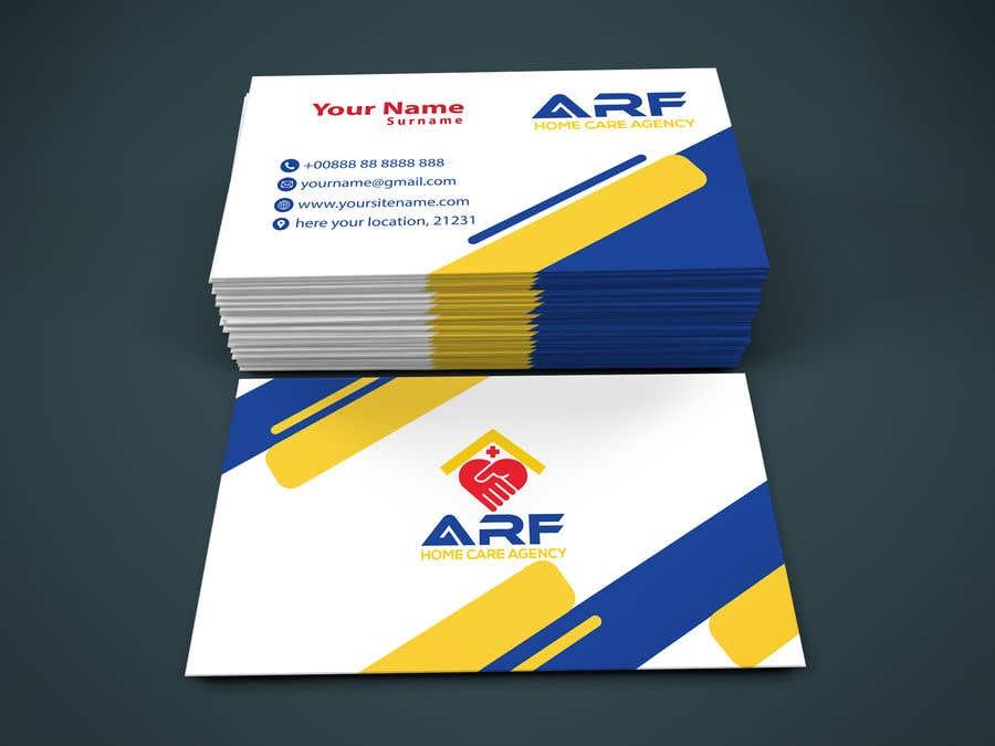 Konkurrenceindlæg #182 for Design a company business card