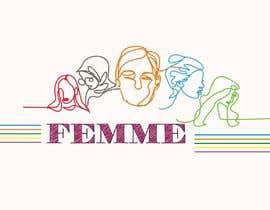 hemantdwivedi891 tarafından FEMME Logo/Poster Artwork için no 36