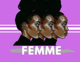 syafiqahsuhaimi tarafından FEMME Logo/Poster Artwork için no 38