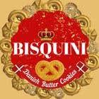 Bài tham dự #23 về Graphic Design cho cuộc thi Retro design of Danish Butter cookie in round  tin