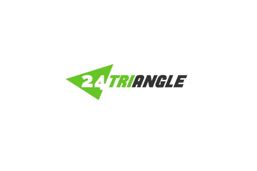 """Inscrição nº 1365 do Concurso para Create a logo for """"24 Triangle"""""""