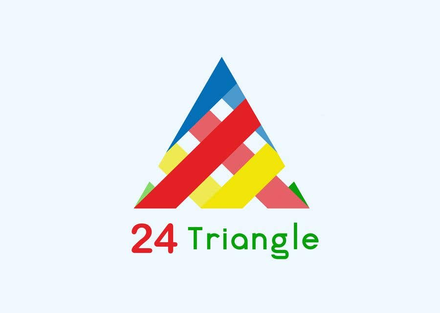 "Konkurrenceindlæg #1139 for Create a logo for ""24 Triangle"""
