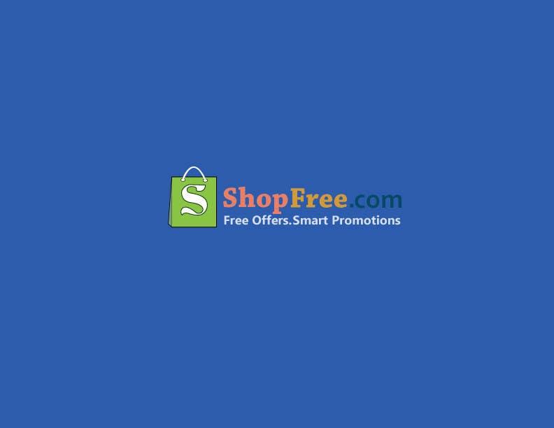 Konkurrenceindlæg #                                        23                                      for                                         Logo Design for ShopFree.com