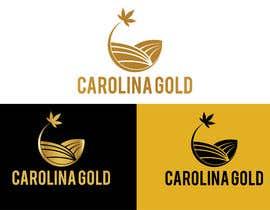 #209 cho Carolina gold logo. bởi anwarbd25