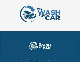 #71 for Car wash Brand identity by masimpk