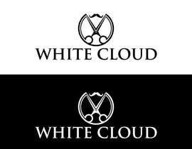 #6 cho This logo is for man saloon and its name is white cloud .. I need creative logo bởi kamalhossainobi7