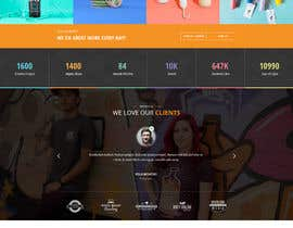 #72 for Digital Agency Multi Page Web Template by ZoomingPicas