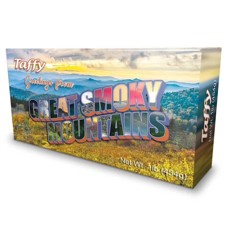 Contest Entry #5 for Taffy Box Design