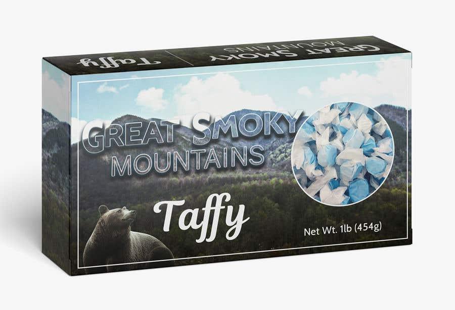 Contest Entry #95 for Taffy Box Design
