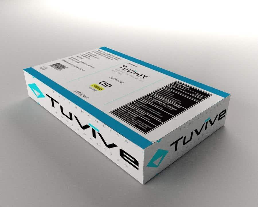 Bài tham dự cuộc thi #46 cho Need a design for a product display box