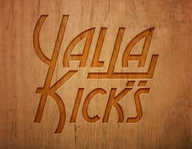 "#16 для This logo is for ""YallaKicks"" — The Middle East's First Sneaker Subscription Box. I need a logo to be created in a couple of popular sizes to be used across all media. от baiticheramzi19"