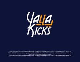 "#18 для This logo is for ""YallaKicks"" — The Middle East's First Sneaker Subscription Box. I need a logo to be created in a couple of popular sizes to be used across all media. от baiticheramzi19"