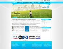 #33 dla Website Design for activIT systems przez shakimirza