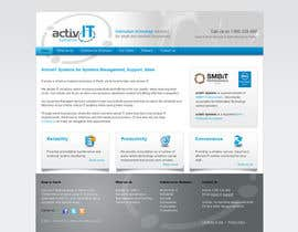 #18 para Website Design for activIT systems por sunanda1956
