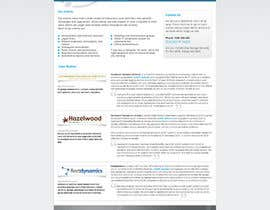 #26 dla Website Design for activIT systems przez sunanda1956