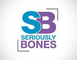 #58 for Seriously Bones Logo af AZArty
