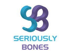#24 for Seriously Bones Logo af bonchev23