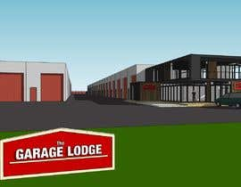 #69 for Garage Condos with Clubhouse and Storage Facility Concept af aliwafaafif