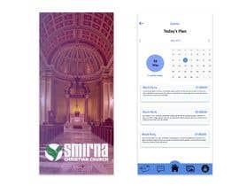 Nro 5 kilpailuun minimist trendy modern Redesign Mobile UX/UI Wireframes käyttäjältä Isaravanan