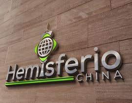 #8 para Design logo, banner and bussiness card for Hemisferio China de kaptasDesign